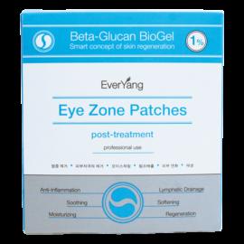 Успокаивающие патчи для век Eye Zone Patches Post Treatment 5 шт. EverYang Корея