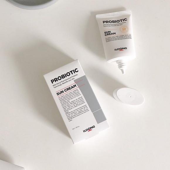 Солнцезащитный крем с пробиотиками Probiotic Sun Cream 50мл Корея